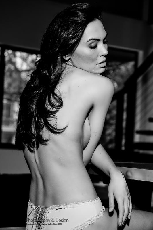 Alluring in Black & White